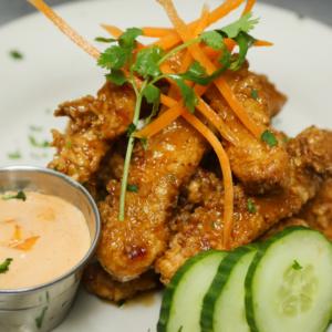 Asian Fried Calamari